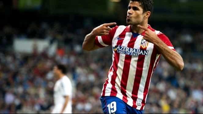 E aproape GATA! Costa a trecut vizita medicală la Chelsea şi va semna în curînd