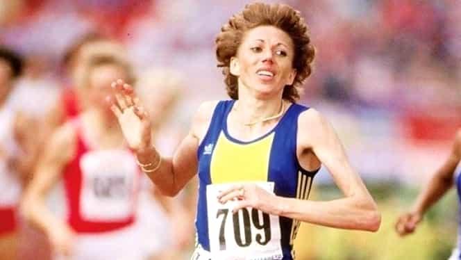 Doina Melinte, campioană olimpică la Los Angeles! Cum a cucerit medalia de aur la ediţia din 1984