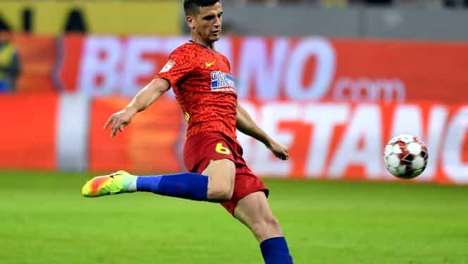 Gigi Becali a inventat un nou fundaș central. Dragoș Nedelcu, stoper în FC Botoșani – FCSB! EXCLUSIV
