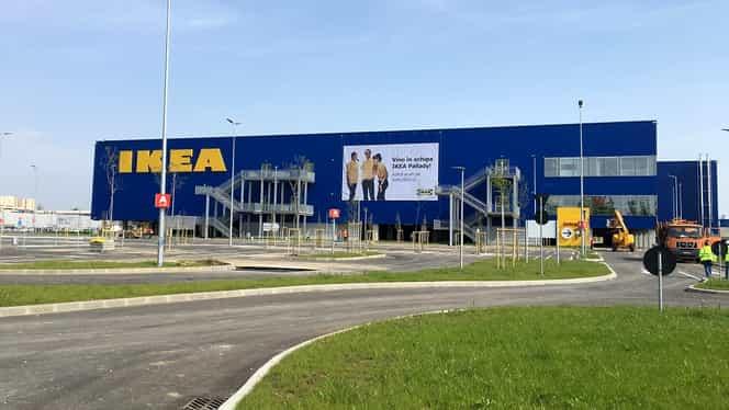 IKEA Pallady, decizie de ULTIMA ORĂ înainte de marea deschidere