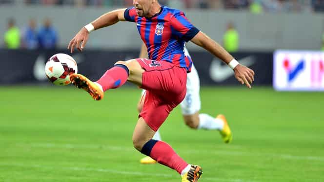 Steaua – Tbilisi 1-1. Low battery pentru play-off