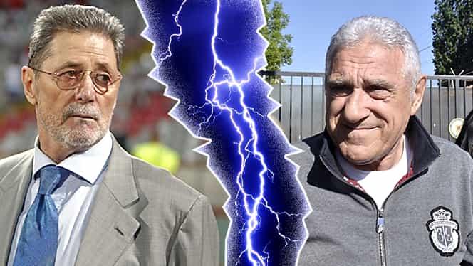 """Scandal ca-n filmele cu mafioți! Giovani Becali l-a înjurat pe Cornel Dinu și i-a strigat: """"Asasinule""""! Marele Stoicikov vine să-l dea în judecată pe marele """"Mister"""". Giovani a confirmat tot scandalul pentru FANATIK! De unde a pornit totul. EXCLUSIV"""