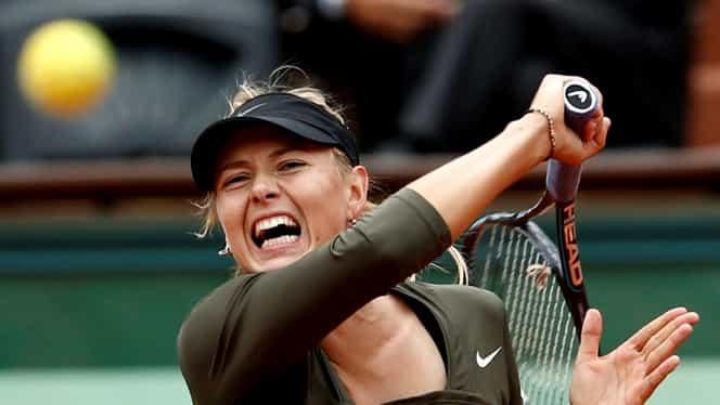 Decizie importantă pentru Maria Şarapova! A anunţat numele noului ei antrenor