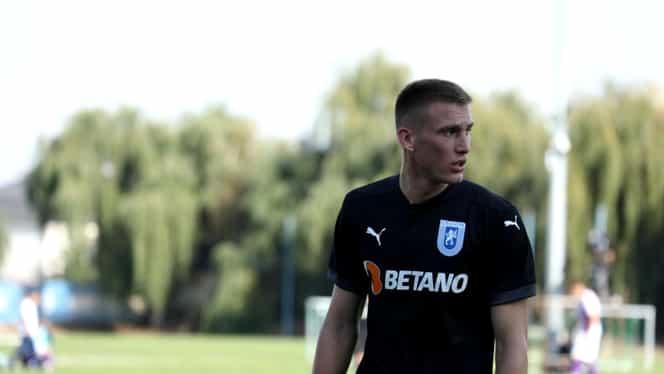 """U Craiova i l-a """"suflat"""" pe Ivan Mamut lui Hajduk Split! Cum a ajuns în Bănie"""