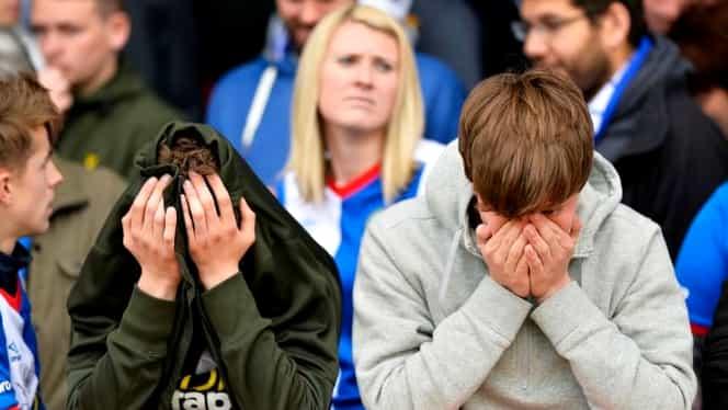 Prima câştigătoare de Premier League care a retrogradat în liga a 3-a! S-a bătut pentru salvare cu o câştigătoare de Cupa Campionilor