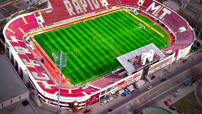 Povestea stadionului Giulești. De la inaugurarea cu Regele Carol al II-lea, nocturna căzută cu PSG, golul lui Pleșan și retragerea lui Pancu