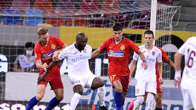 Alertă pentru coeficientul UEFA al României! FCSB şi CFR Cluj, obligate la un parcurs cât mai bun în Europa League