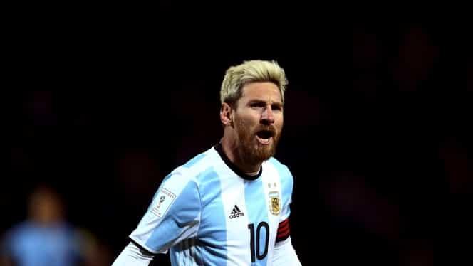 FRF negociază un amical cu Argentina. Când poate veni Messi la Bucureşti