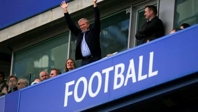 Topul celor mai bogați patroni al echipelor de club din lume. Roman Abramovich, omul cu cea mai mare avere din Premier League