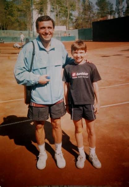 Cel mai bun interviu cu Stere Halep! Premoniţia de acum 20 de ani, de ce e Wimbledon turneul preferat + povestea pozei geniale a Simonei, când era mică, alături de Gică Hagi