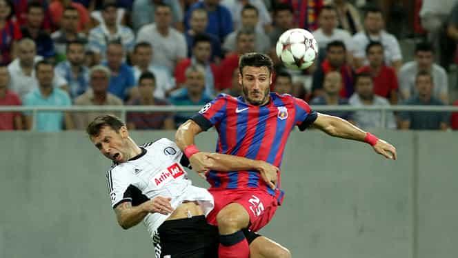 """VIDEO / """"Piovaccari a plîns la finalul meciului cu Legia"""""""