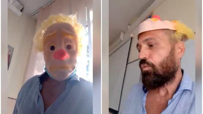 """Profesorul de sport care s-a filmat în timp ce îndemna elevii să nu poarte masca nu se dezminte: """"Nu am făcut decât să prezint realitatea. Noi, profesorii, am ajuns gardieni"""". Declaraţii ireale"""