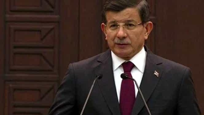 Premierul Turciei: Autorii atentatului de la Ankara au fost identificaţi. Nouă persoane au fost arestate