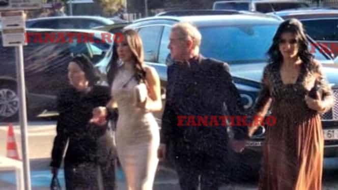 Mihai Mincu a cerut oficial mâna fiicei lui Gigi Becali! Evenimentul a avut loc la un hotel de lux din București. FOTO EXCLUSIV