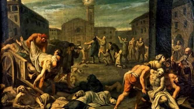 """""""Coronavirusul de altădată"""": Cum arăta Bucureștiul în perioada ciumei lui Caragea, din cauza căreia s-a pierdut un sfert din populația orașului"""