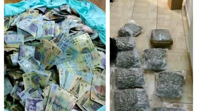 A fost prins cel mai bogat traficant de droguri din București. Locuia într-un palat de 1 milion de euro