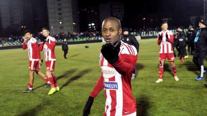 Ce salariu a primit Ibrahima Tandia ca să semneze cu Sepsi OSK. Mijlocaşul încasează prime de play-off