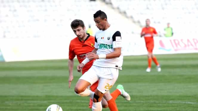 Ceahlăul – U Cluj 1-1. Ardelenii pierd două puncte vitale pentru evitarea retrogradării
