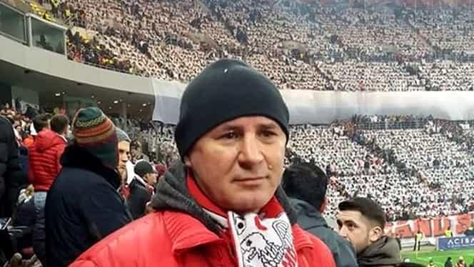 Un fost șef de galerie al lui Dinamo a murit la 59 de ani! A devenit celebru după ce a venit la stadion cu doi crapi la meciul cu Knattspyrnufelag