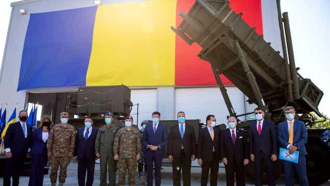România are cheltuieli militare duble față de acum 10 ani. Doar trei țări din UE au avut creșteri mai mari pentru Apărare