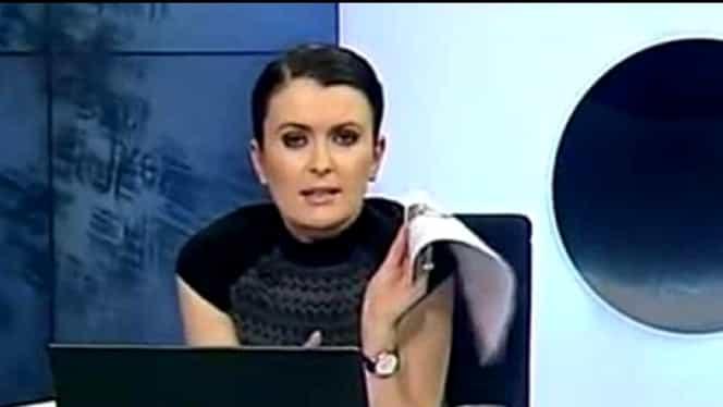 De ce a renunţat B1 TV la Sorina Matei. Explicaţia oficială a postului de televiziune