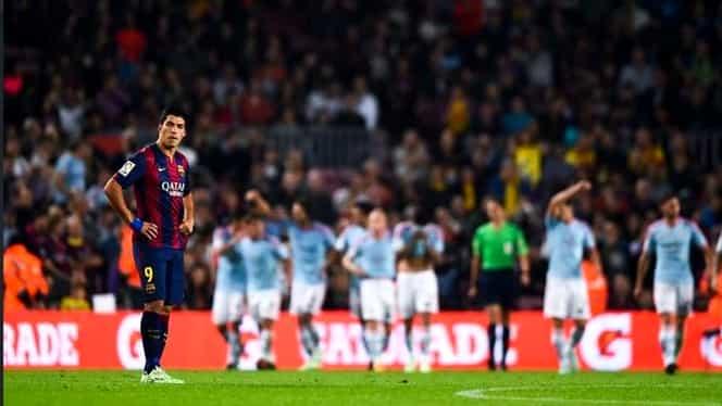 Presa internaţională vuieşte după EŞECUL Barcelonei!