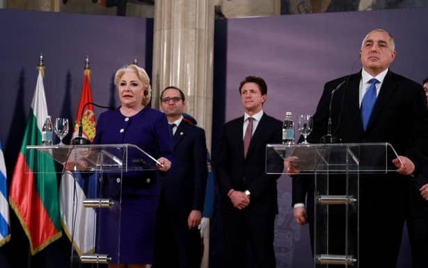 Viorica Dăncilă, premierul României. Sursa foto: Hepta.ro