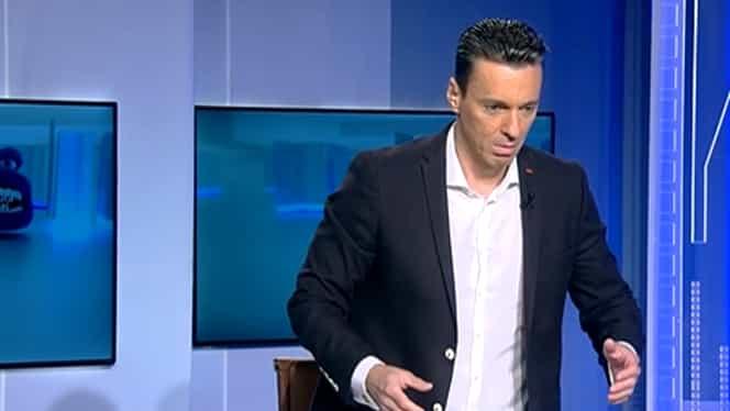 Fabulos! Mircea Badea l-a imitat pe Klaus Iohannis dansând. VIDEO cu jurnalistul Antena 3