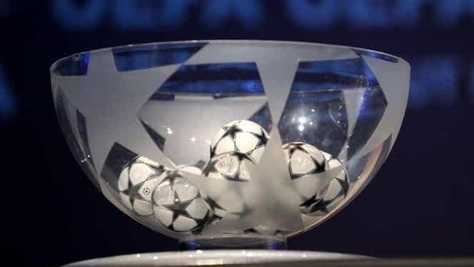 """Grupele Champions League. A fost tragerea la sorți. Cu cine joacă Liverpool, Barcelona, Real Madrid sau Juventus! Cum arată """"grupa morții"""""""