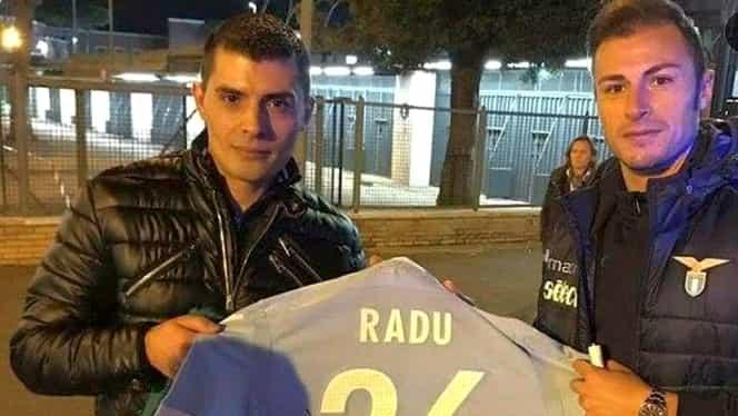 Cu cât s-a vândut tricoul lui Radu pentru fanul Stelei bolnav de cancer!