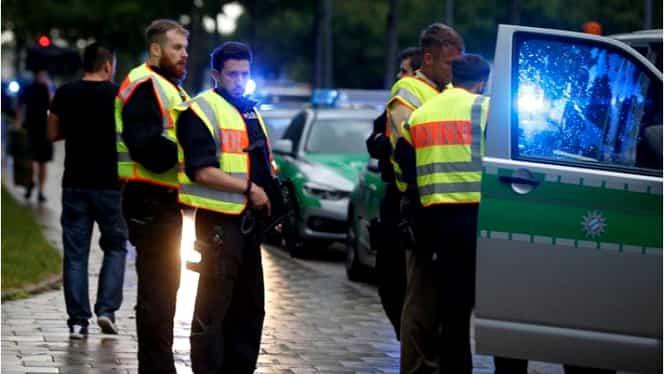 Atac armat Munchen. Măsură de ultimă oră dispusă de ministrul german de Interne