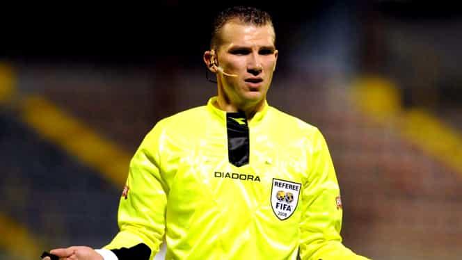"""Aurelian Bogaciu, fost arbitru în România, uimeşte: """"Am condus un blat în Liga 1"""""""
