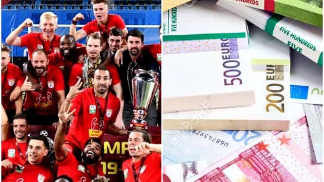CFR Cluj, datorii de peste 19.000.000 de euro! Ce pierderi a raportat campioana României în 2020