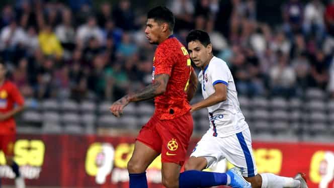 Jonathan Rodriguez, argentinianul dorit de FCSB și Dinamo, ofertă din Polonia. EXCLUSIV
