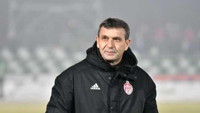 Interviu exclusiv cu Eugen Neagoe. FANATIK a vorbit cu antrenorul lui Sepsi despre play-off, FCSB și ofertele primite de Victor Pițurcă