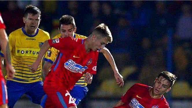 FCSB a renunțat la Tudor Moldovan. A fost trimis să joace în Liga 2