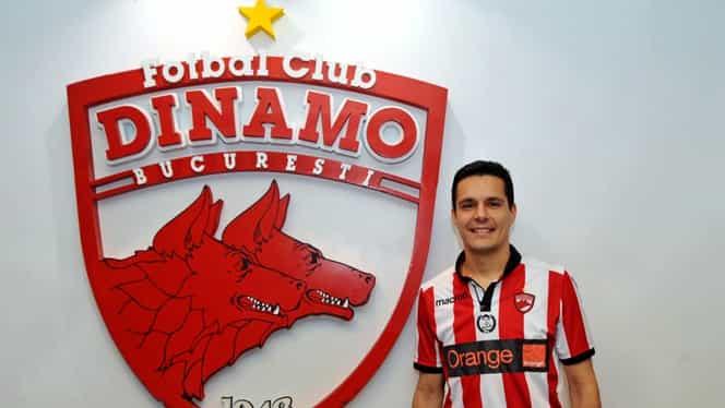 Oficial! Antun Palic a revenit la Dinamo! A semnat până în 2019