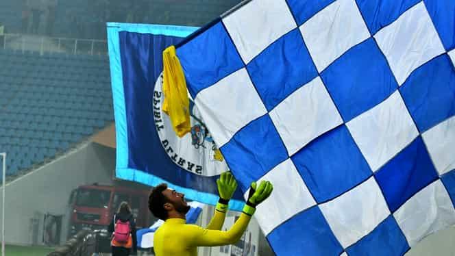 Pigliacelli a semnat cu Universitatea Craiova până în 2022! Cât au plătit oltenii pentru transferul portarului