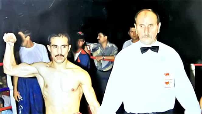 Petrică Paraschiv, primul român campion mondial la box, reținut pentru trafic de droguri de mare risc!