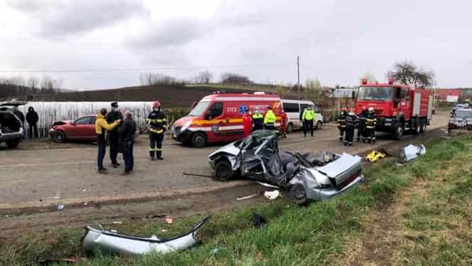 Accident cumplit în Dorohoi. Două femei si-au pierdut viața, iar alte patru persoane au fost rănite
