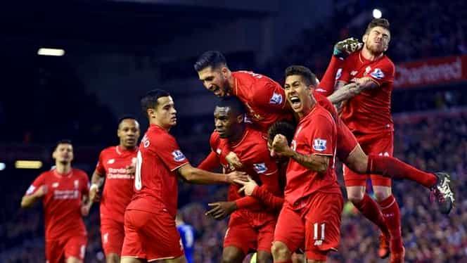 """Cupa Ligii Angliei: Chelsea şi Liverpool au făcut SHOW! Origi şi Batshuayi au marcat cîte o """"dublă"""""""