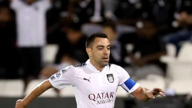 Xavi şi-a găsit de muncă! Va fi ambasador al Cupei Mondiale din Qatar