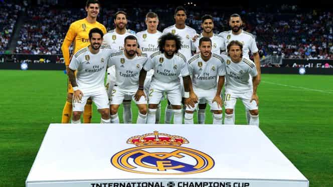 Real Madrid rămâne cel mai valoros club din Europa. Cum arată top 15 al celor mai scumpe cluburi de pe continent