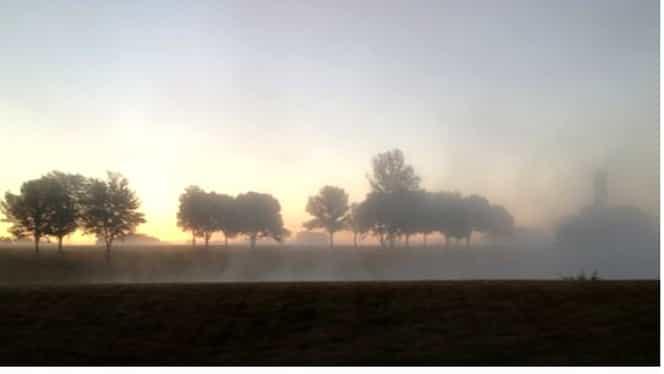 Dimineaţa de 13 august, cea mai RECE dimineaţă de august din ultimul secol