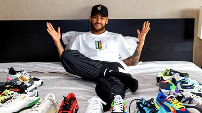 Cele mai nebune contracte din sport! Neymar a dat lovitura cu Puma şi e peste Messi şi Ronaldo