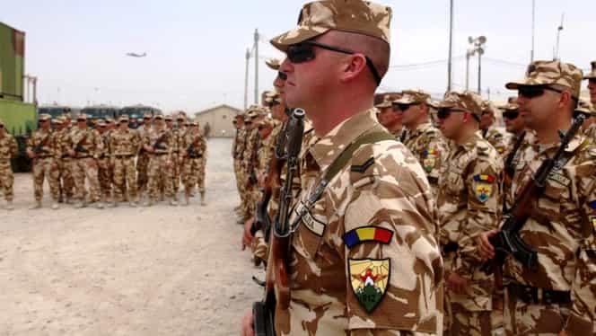 E oficial! Militarii români se întorc acasă din Afganistan, începând cu 1 mai 2021