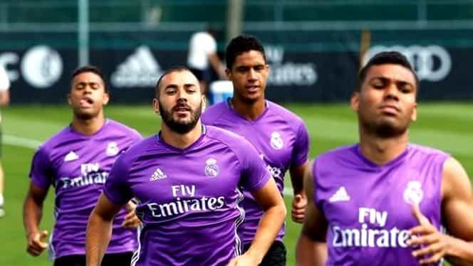 Ofertă de 40.000.000 de euro pentru un titular de la Real Madrid
