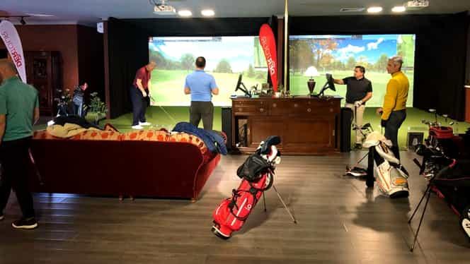 """Povestea Champ du Golf! """"România are şanse să devină o ţară în care acest sport să fie foarte popular"""""""