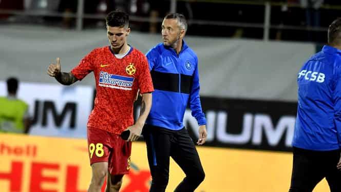 """Mihai Stoica a stat toată noaptea la spital alături de Dennis Man! Gigi Becali s-a alarmat de starea """"perlei"""" FCSB. EXCLUSIV"""
