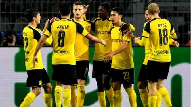 Un star de la Borussia Dortmund, acceptat la Harvard! Ce va studia la cea mai prestigioasă universitate din lume